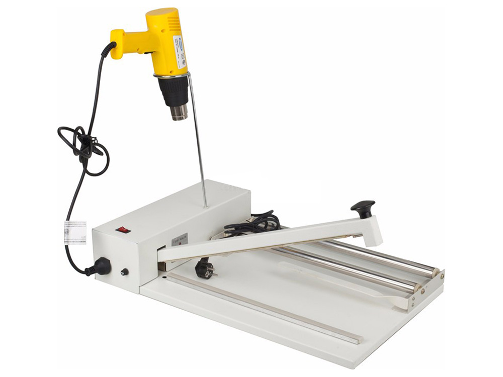 Hand Impulse Sealer with Heat Gun Uganda. Hand Impulse Sealer with Heat Gun in Kampala Uganda. F and B Solutions Uganda for all your Food and Beverages Industry Machines, Food & Drinks/Liquids Machines Industry Kampala Uganda, East Africa: Kigali-Rwanda, Nairobi-Mombasa-Kenya, Juba-South Sudan, DRC Congo, Ugabox