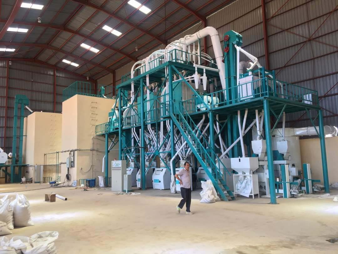 60T/Day Rice Milling Plant in Uganda. Client: Vero Foods Industries Ltd Uganda. Supply, Installation, Testing and Commissioning of Mill/Food Processing Plant/Machinery in Uganda, East Africa. China Huangpai Food Machines Uganda, Ugabox