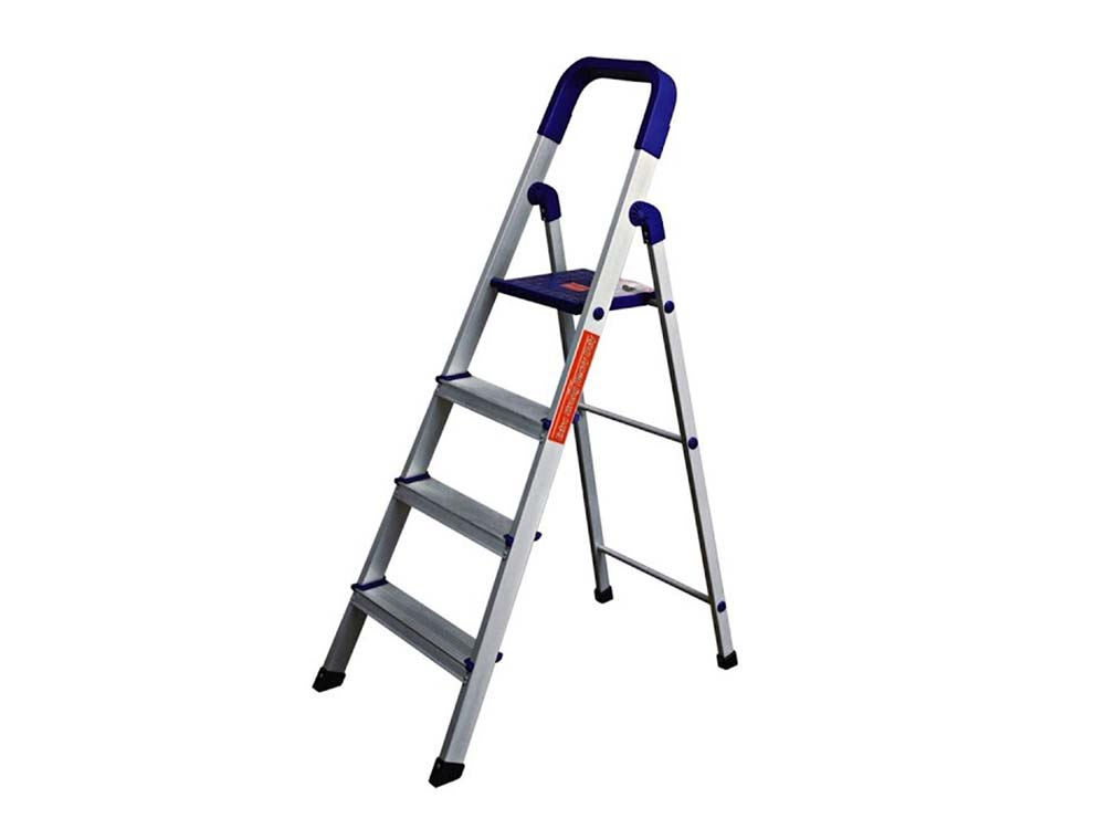 Aluminium Folding Step Ladder Uganda, Portable Aluminium Ladders, Construction Equipment Supplier in Kampala Uganda. Kongei Machinery Uganda (Kongei General Traders-SMC Limited) for all your Machines and Equipment Supplies in Kampala Uganda, East Africa: Kigali-Rwanda, Nairobi-Mombasa-Kenya, Juba-South Sudan, DRC Congo, Ugabox