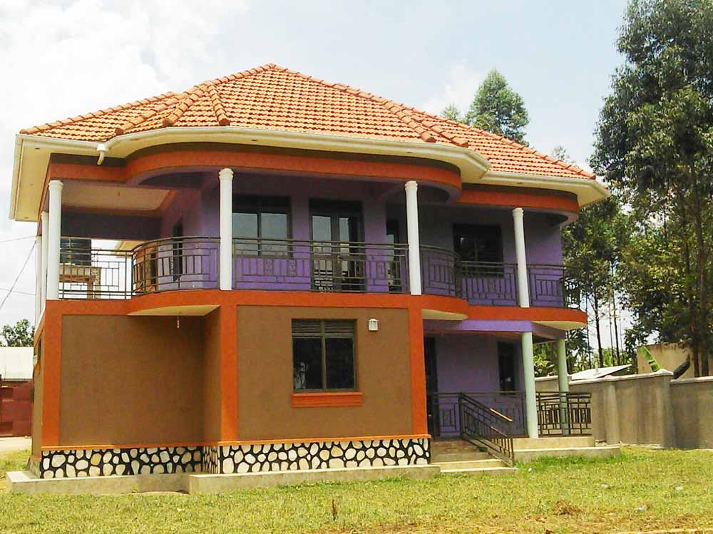 Kibirango Roofings Kampala Uganda Accommodation