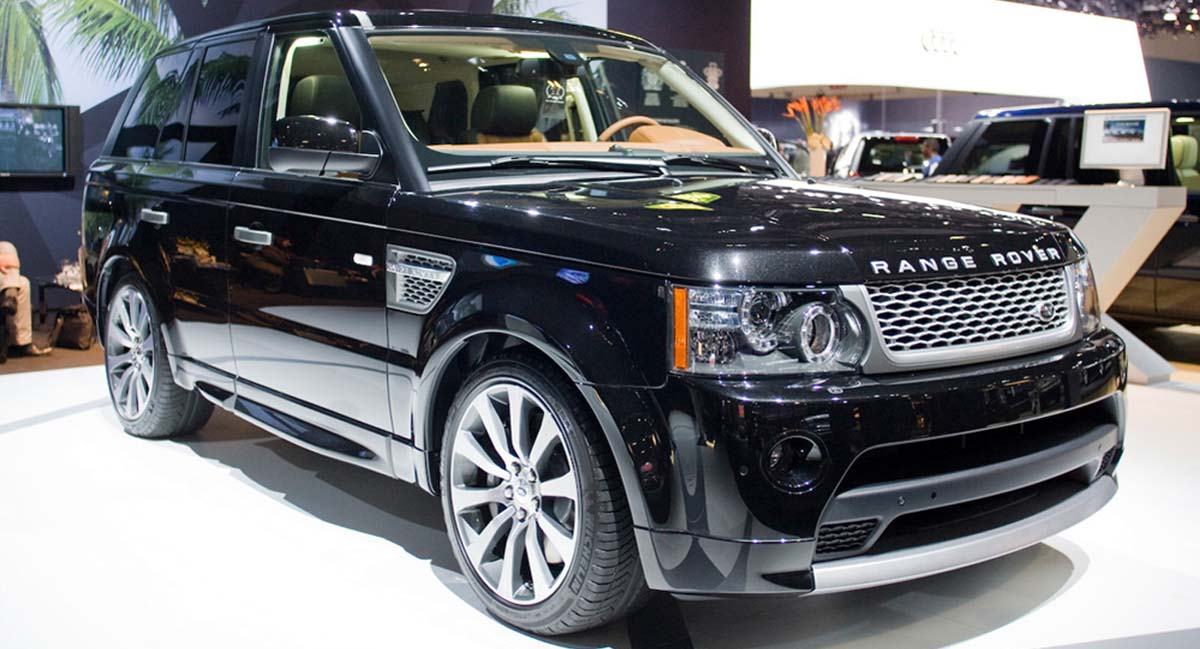 Range Rover Sport for hire Kampala Uganda-Executive Travel and Luxury Cars
