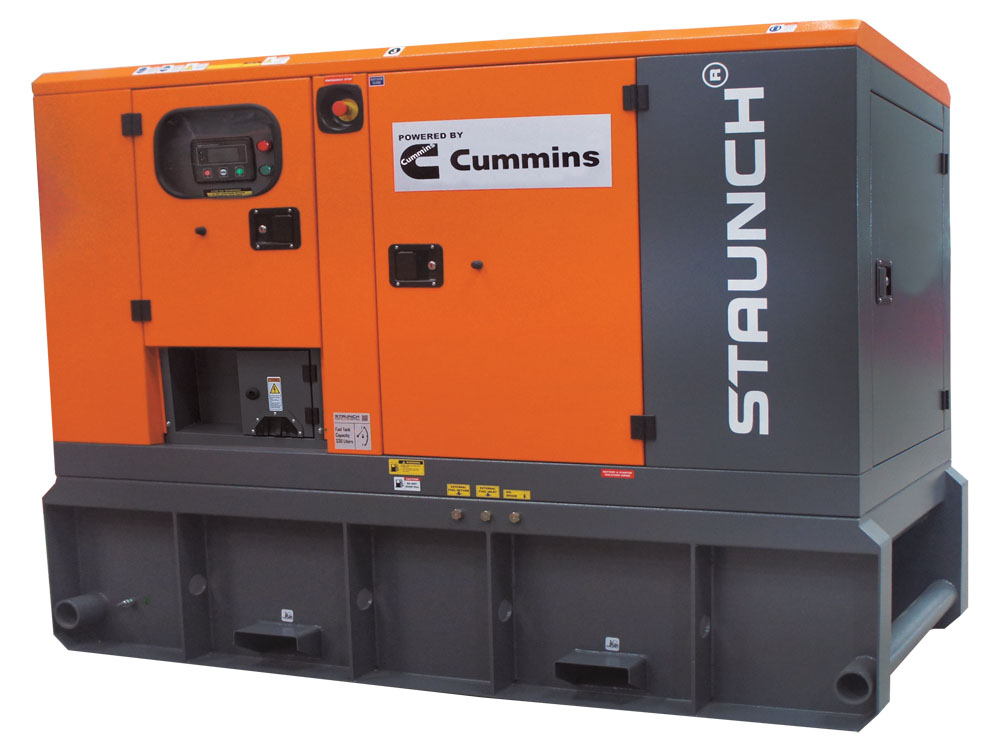 Staunch Cummins Powered Generator 400V 3 Phase for Sale in Uganda. Industrial Generator/Power Generators Supplier and Store in Kampala Uganda, Ugabox