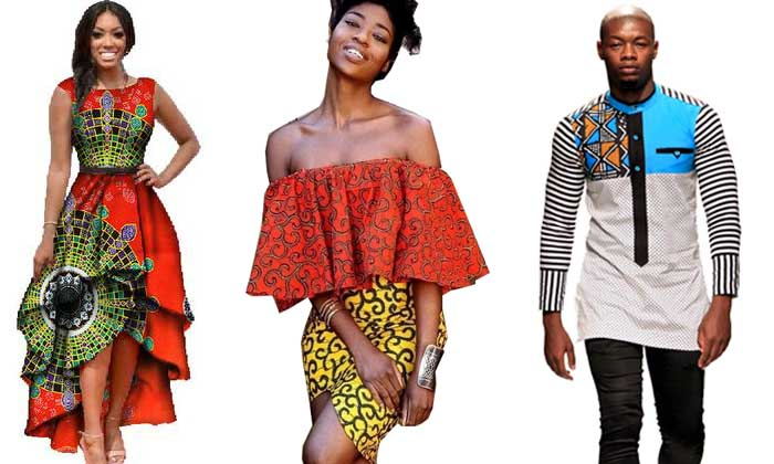 African Wear, Kitenge Fashion Online Shop Kampala Uganda, Ugabox