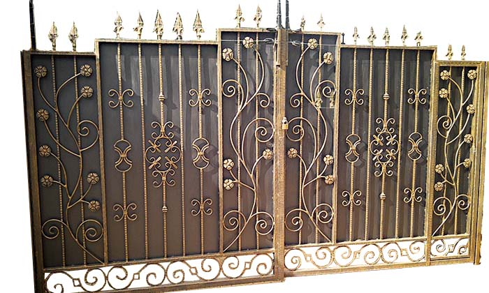 Metallic Gates for Sale Uganda, Iron & Steel Gates, Wrought Gates, Wood & Metal Design, Hardware Shop Kampala Uganda, Ugabox