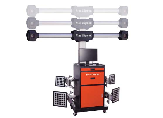 Staunch Wheel Alignment Machine for Sale Kampala Uganda. Garage Equipment, Mechanical Devices, Automotive Industrial Machinery Kampala Uganda