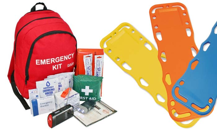 Emergency Kits for Sale Uganda, First Aid Wall Cabinets, First Aid Boxes, Emergency Blankets, Emergency Bags, Head Immobilizers, Cervical Collars, Resuscitators, Medical Traction Splint Sets, Extrication Devices, Foldable Stretchers, Scoop Stretchers, Spinal boards, Basket Stretchers, Medical Equipment, Online Shop Kampala Uganda, Ugabox