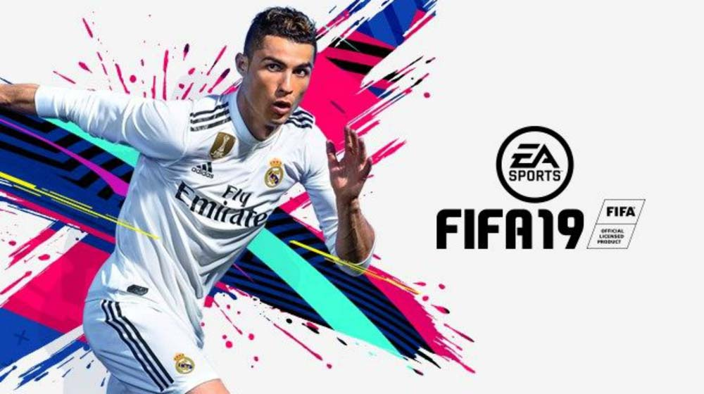 game fifa 19 xbox one